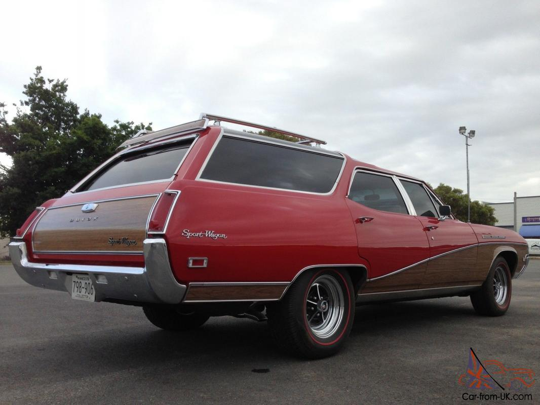 1968 buick skylark sports wagon. Black Bedroom Furniture Sets. Home Design Ideas