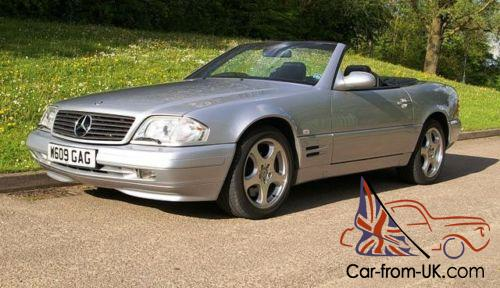 2000 mercedes benz sl320 for Mercedes benz sl320 for sale