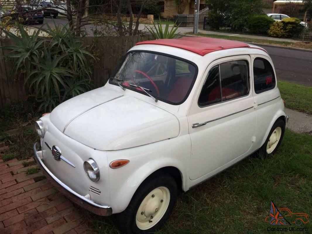 Fiat cinquecento for sale