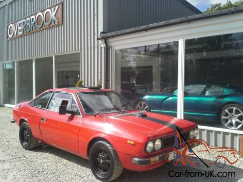 1983 lancia beta coupe ** road/race/rally spec must be