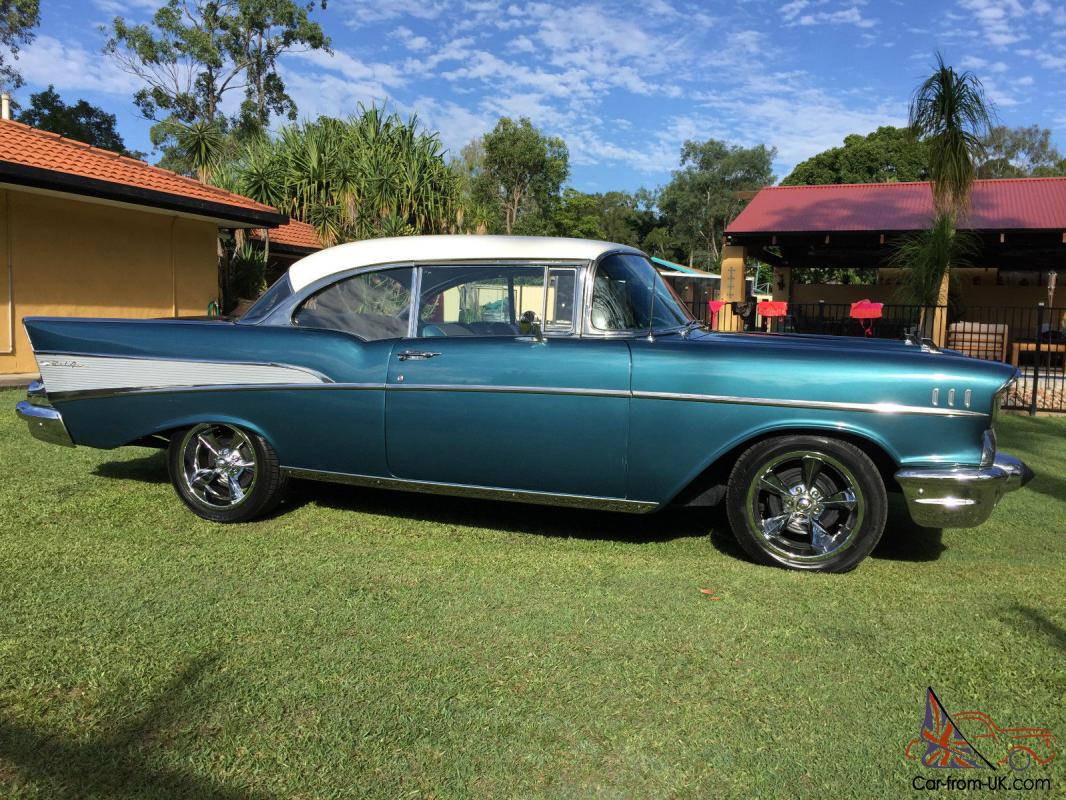 chevy belair 1957 2 door hard top chevrolet bel air 1957 chevy cruiser in qld. Black Bedroom Furniture Sets. Home Design Ideas