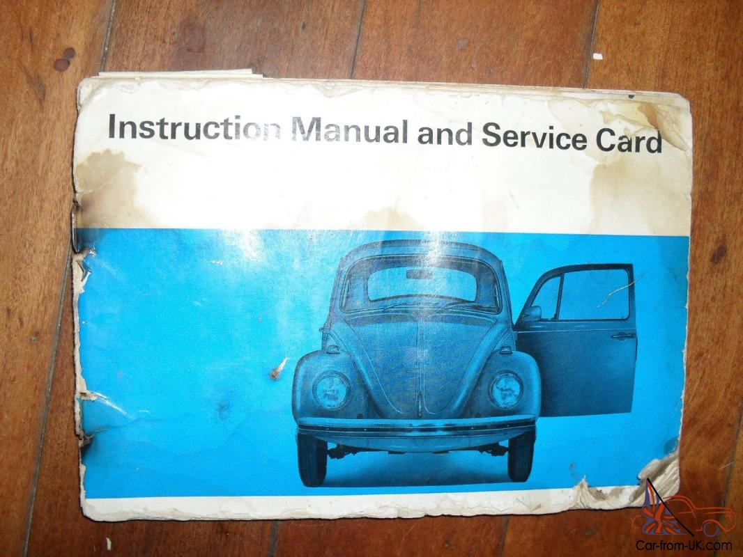 VW Beetle Autostick 1968 Automatic Licence OK Expired RWC in QLD