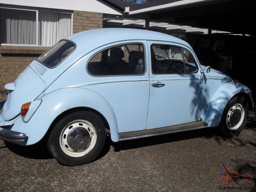 vw beetle autostick  automatic licence  expired rwc  qld
