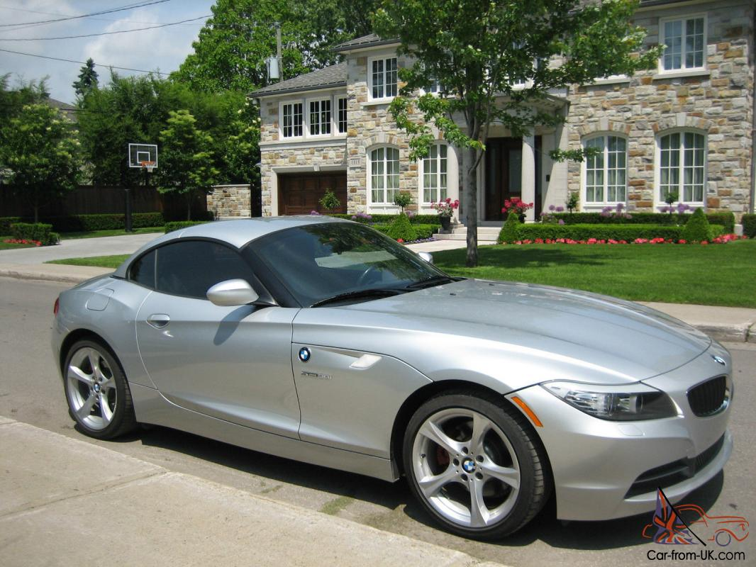 bmw z4 sdrive30i convertible 2 door. Black Bedroom Furniture Sets. Home Design Ideas