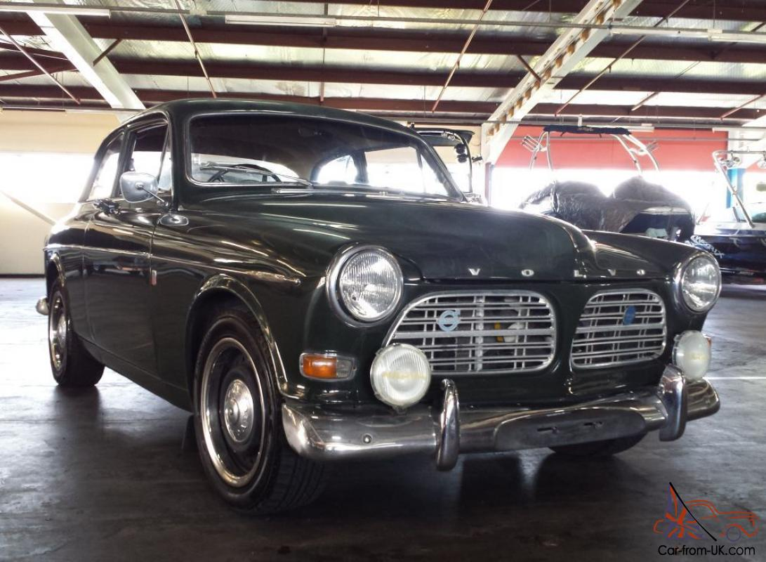 1969 Volvo 122s 122 Coupe Suit P1800 Or Chevy Or Mini