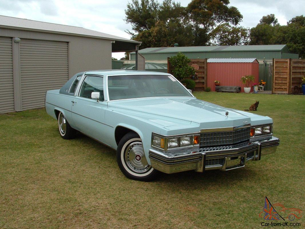 cadillac coupe deville 1978 in sa. Black Bedroom Furniture Sets. Home Design Ideas