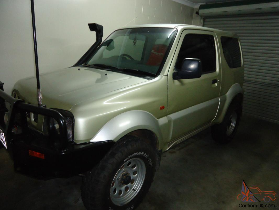 suzuki jimny jx 4x4 1999 2d wagon manual 1 3l multi point. Black Bedroom Furniture Sets. Home Design Ideas