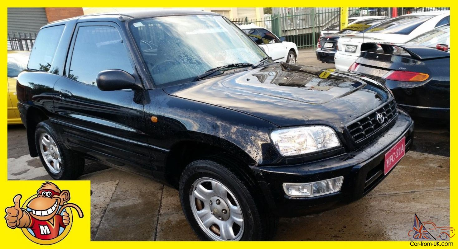 toyota rav4 4x4 1999 2d hard top sporty mags cheap in nsw. Black Bedroom Furniture Sets. Home Design Ideas