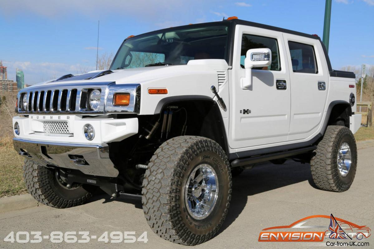 Hummer H2 Pickup For Sale Photos