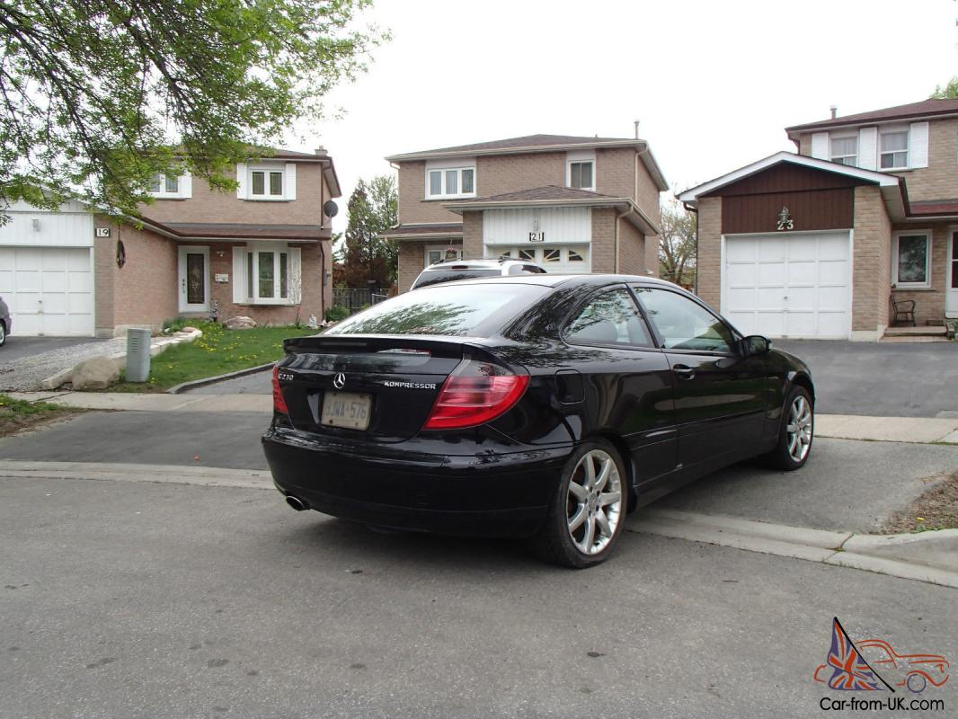 Mercedes benz c class kompressor turbo supercharged for Low price mercedes benz