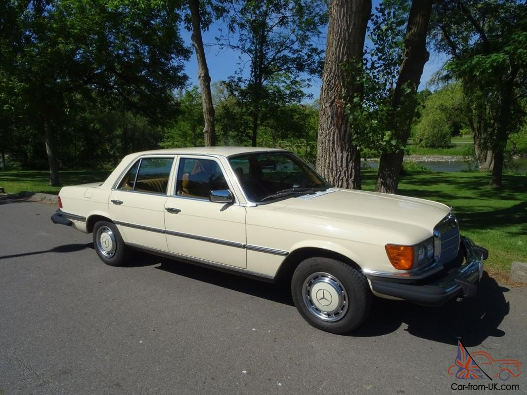 Mercedes Benz 400 Series 450se