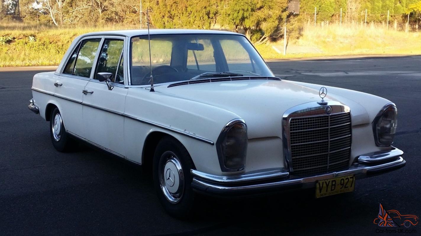Mercedes benz 1969 280 t in nsw for Mercedes benz 1969