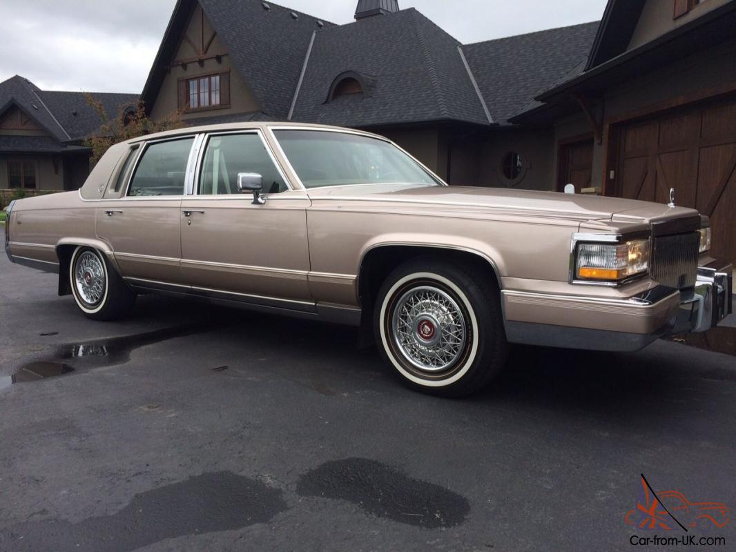 cadillac brougham photo. Cars Review. Best American Auto & Cars Review