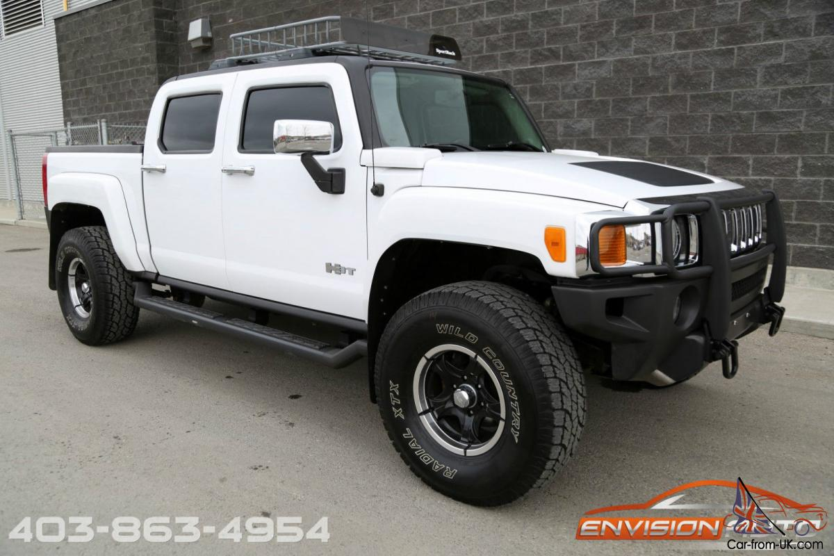 hummer h3t crew cab luxury package sunroof heated seats. Black Bedroom Furniture Sets. Home Design Ideas