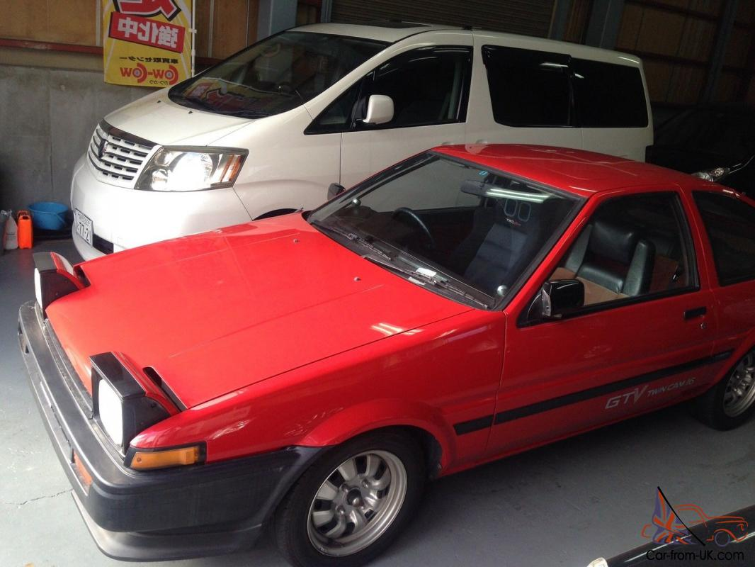 1984 toyota sprinter trueno ae86 gtv coupe 4age sunroof aircon pop up headlight in nsw. Black Bedroom Furniture Sets. Home Design Ideas