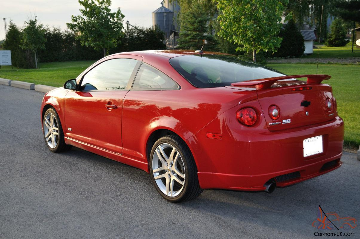 chevrolet cobalt ss coupe 2 door. Black Bedroom Furniture Sets. Home Design Ideas