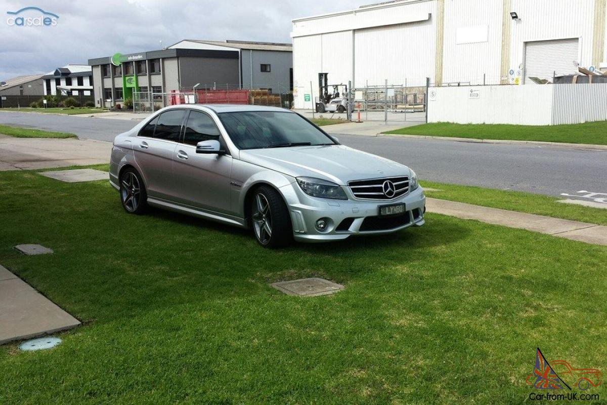 2009 mercedes benz c63 amg for Mercedes benz fixed price servicing costs