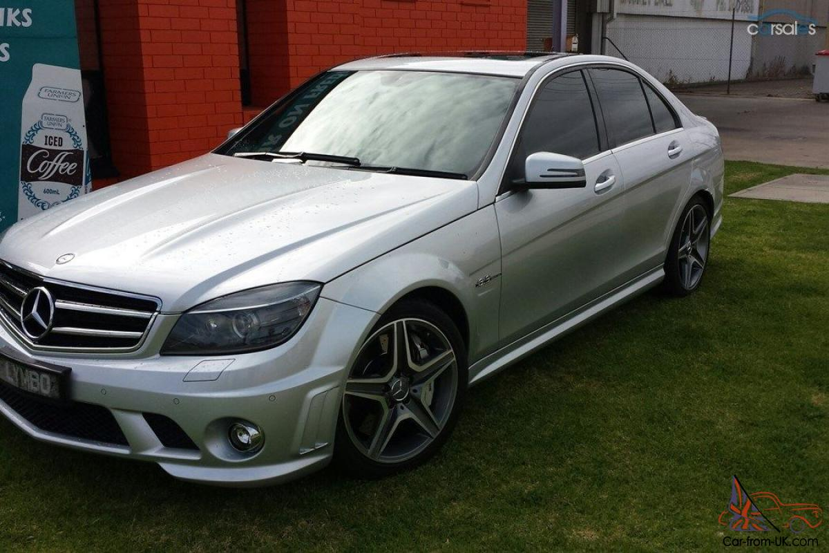 2009 mercedes benz c63 amg for Mercedes benz c63 amg 2009
