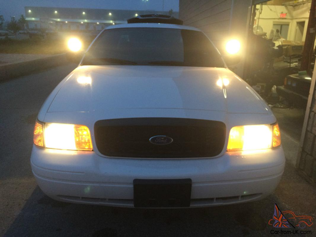 Ford Crown Victoria P71 Police Interceptor 1980 Coupe Photo