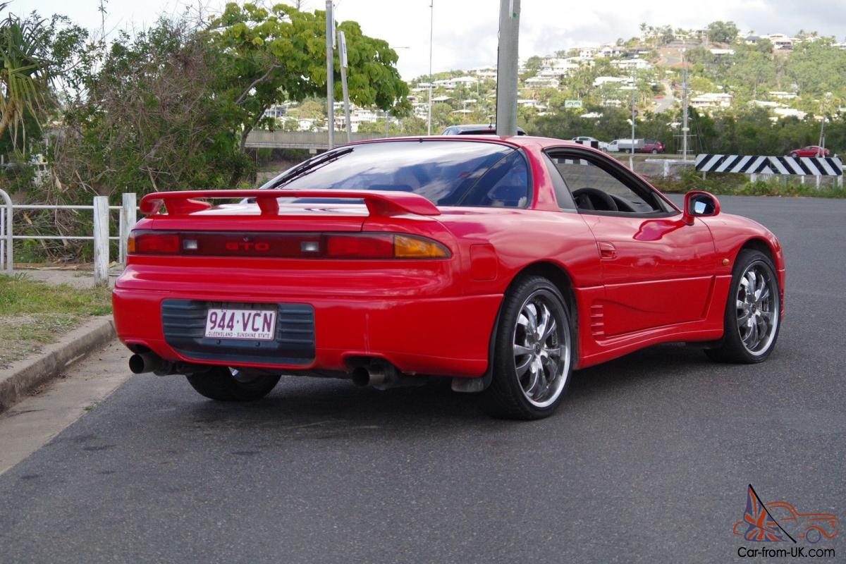 Mitsubishi Gto Classic Sports Car Nonturbo Manual In Qld