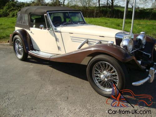 Other Kit Cars For Sale At: Mercedes 500K OTHER /kit Cars