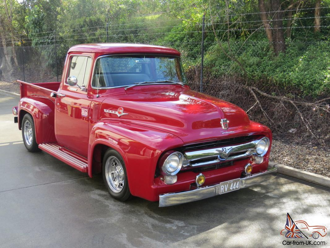 1956 ford f100 pickup in nsw