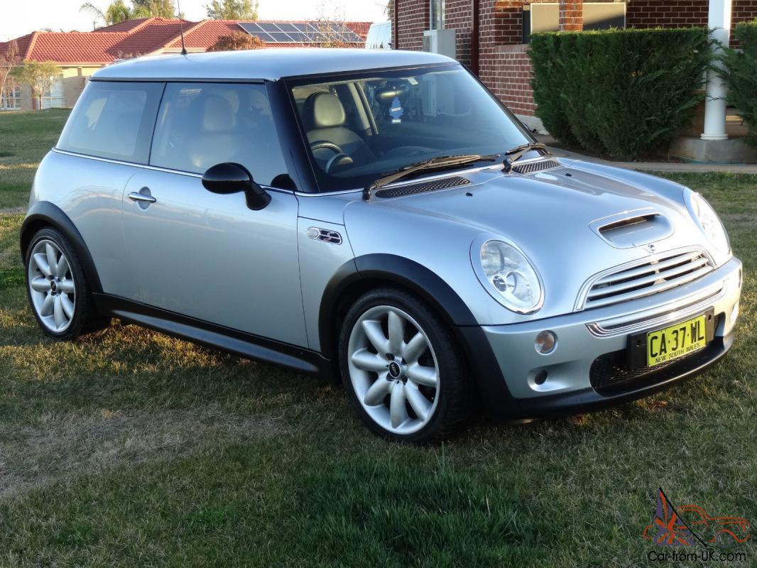 mini cooper s 1 6 supercharged 6 spd manual no reserve in nsw. Black Bedroom Furniture Sets. Home Design Ideas