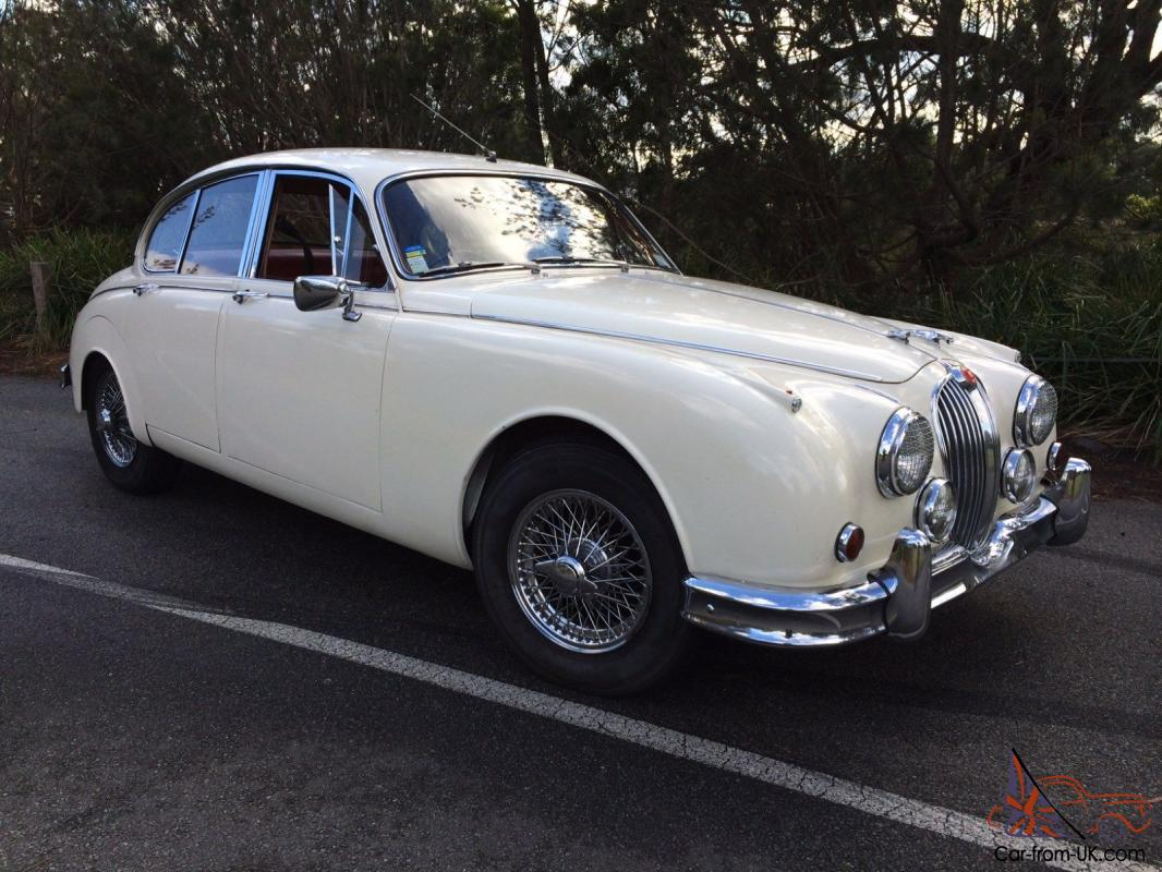 jaguar mk ii 3 4 1966 4d sedan manual overdrive all sychro mark 2 in vic. Black Bedroom Furniture Sets. Home Design Ideas
