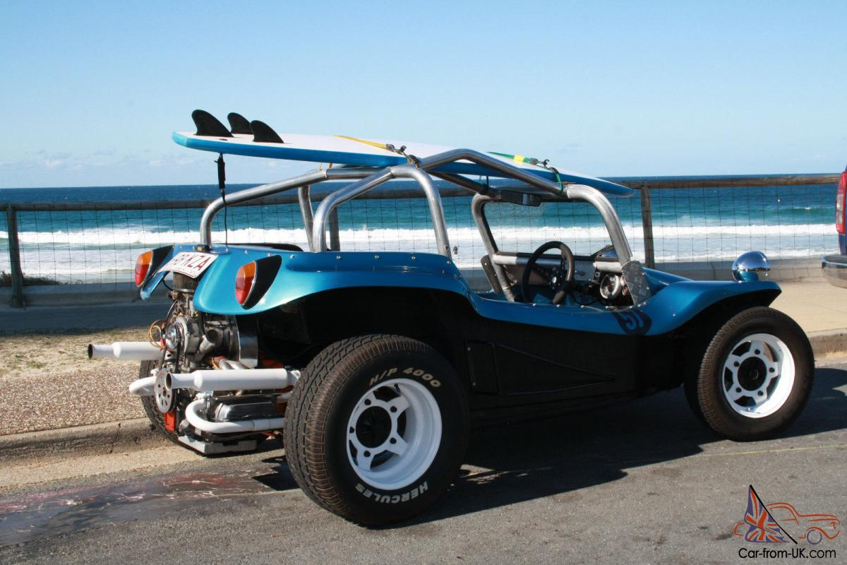 Dune Buggy Dash >> Revised Price Meyers Manx Beach Dune Buggy QLD Rego VW Volkswagen 1600 Twin Port in QLD