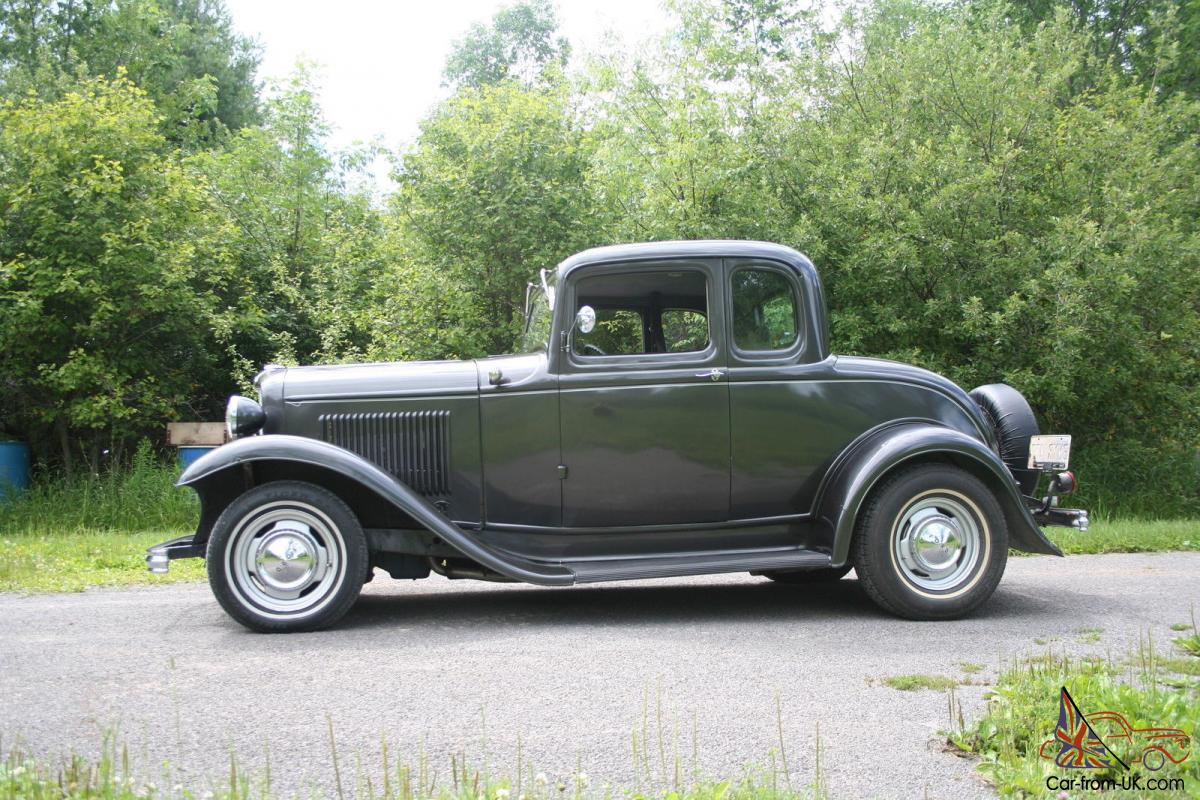 Ford other coupe for 1932 five window coupe