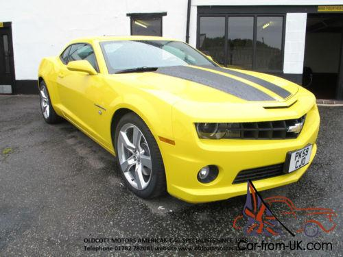 2010 chevrolet camaro 6 2 litre rs 2ss automatic. Black Bedroom Furniture Sets. Home Design Ideas
