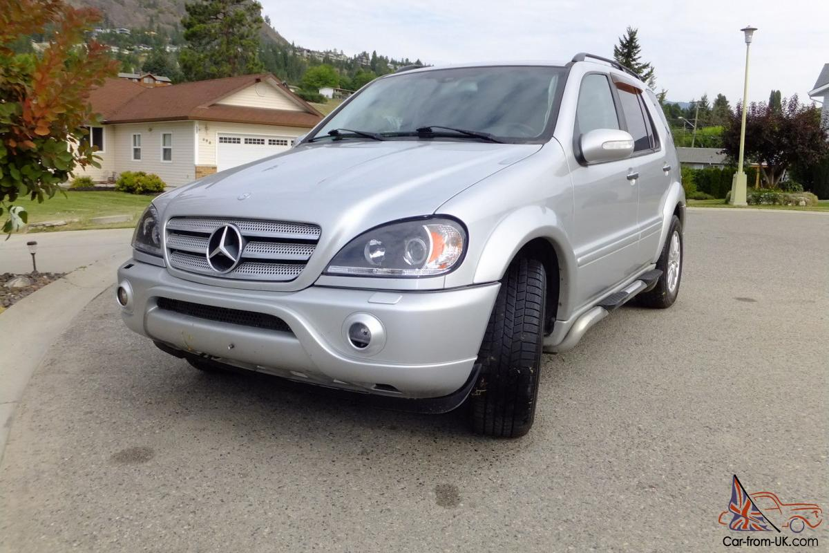 Mercedes benz m class ml55 amg for Mercedes benz ml55 amg