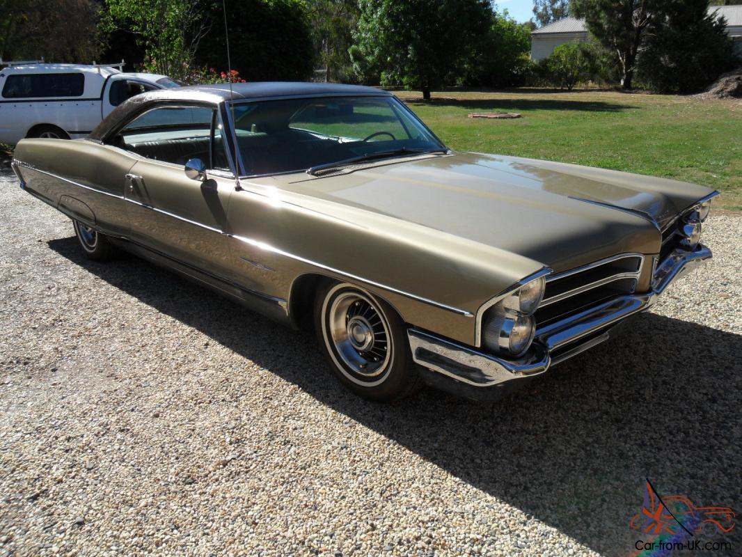 & 1965 Pontiac Bonneville 2 Door Coupe Suit Chev Hotrod in VIC