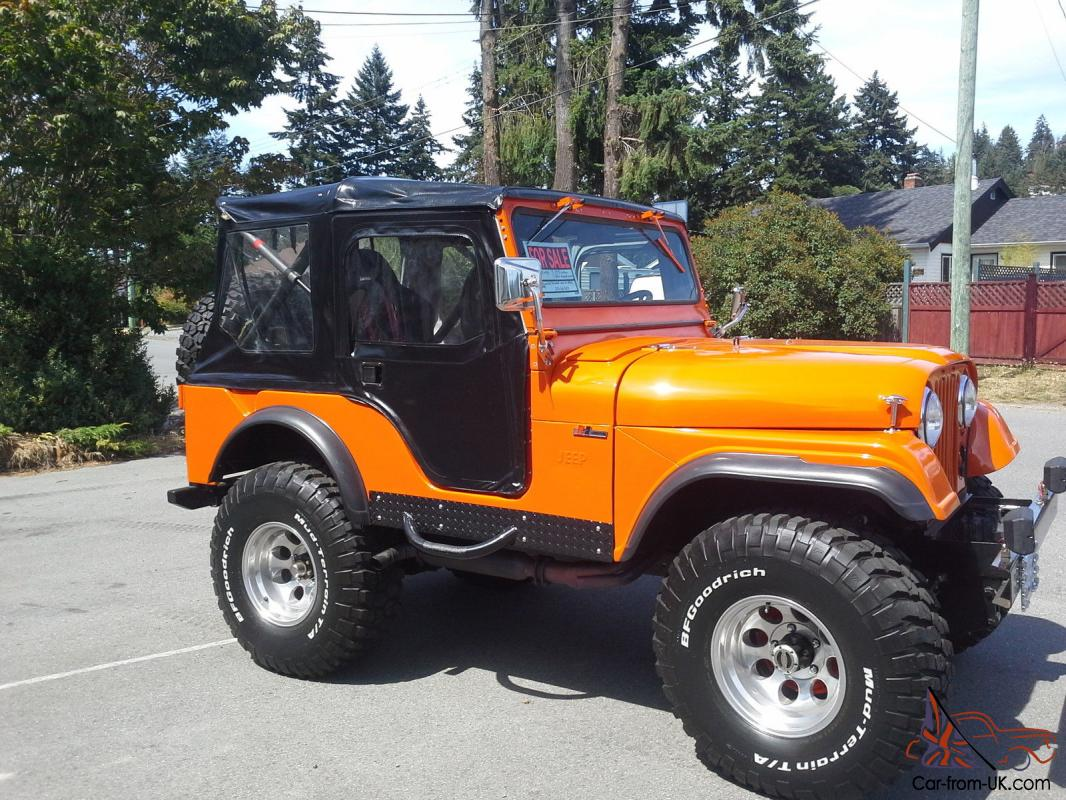 Jeep Cj Cj5 Willy S