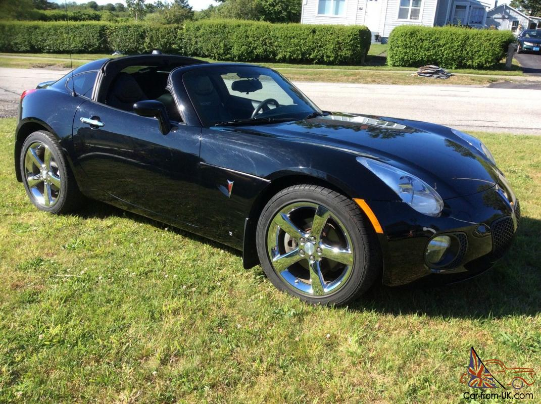 pontiac solstice gxp turbo coupe. Black Bedroom Furniture Sets. Home Design Ideas