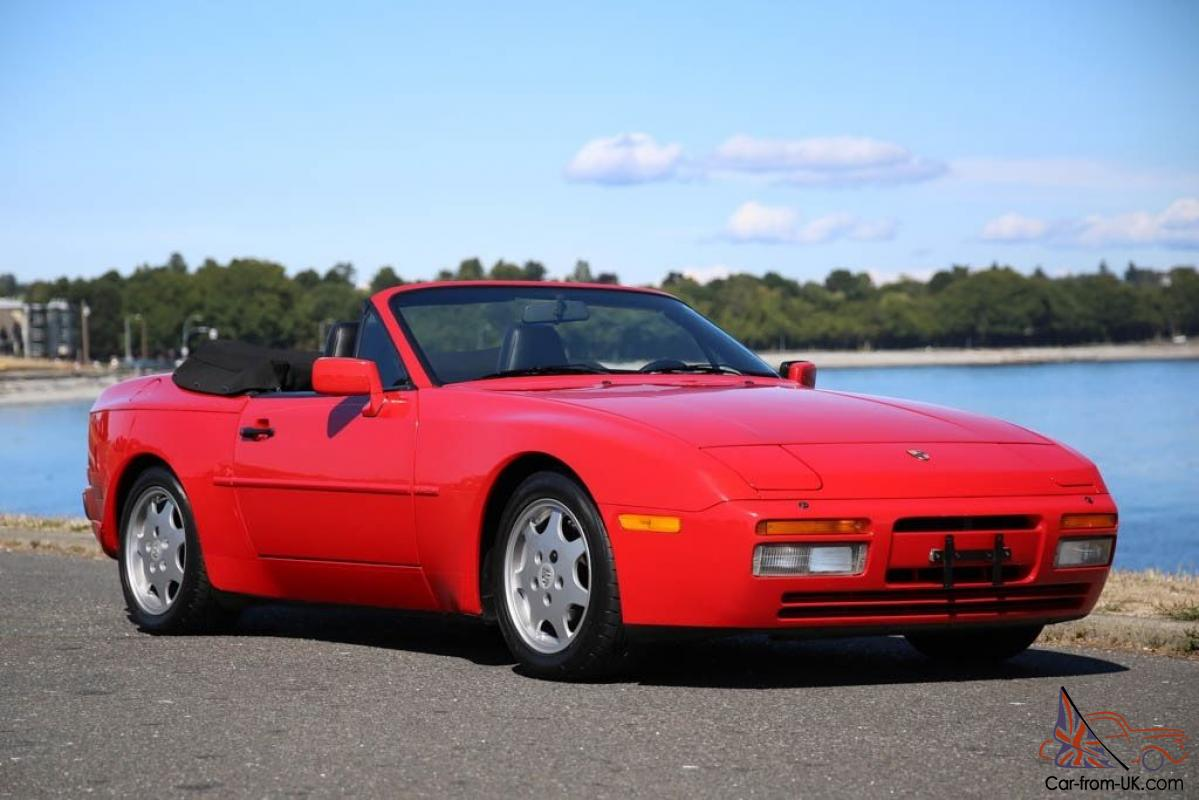 porsche 944 s2 cabriolet 16 ventiler. Black Bedroom Furniture Sets. Home Design Ideas
