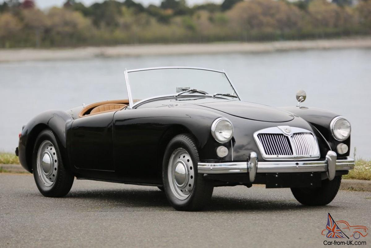 Mg Sports Cars For Sale On Ebay
