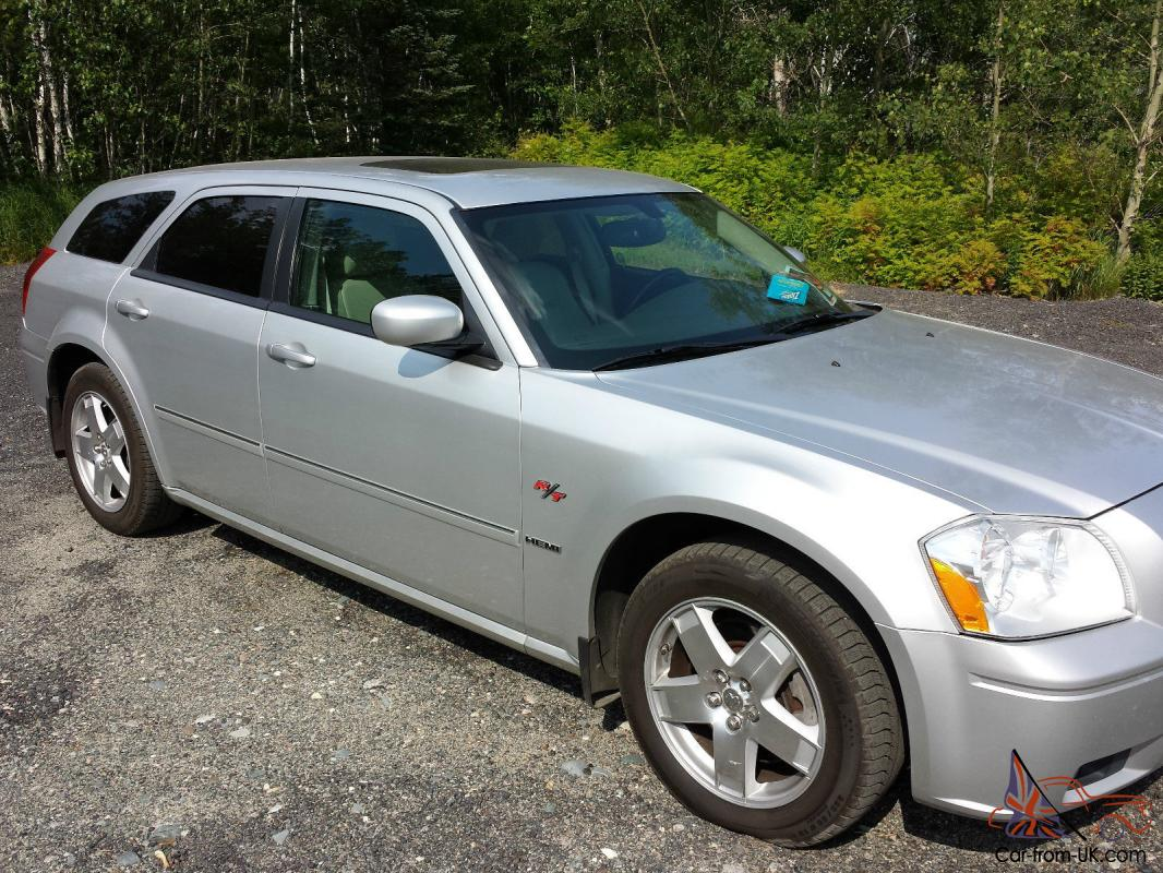 Magnum Rt Awd For Sale >> Dodge : Magnum RT AWD