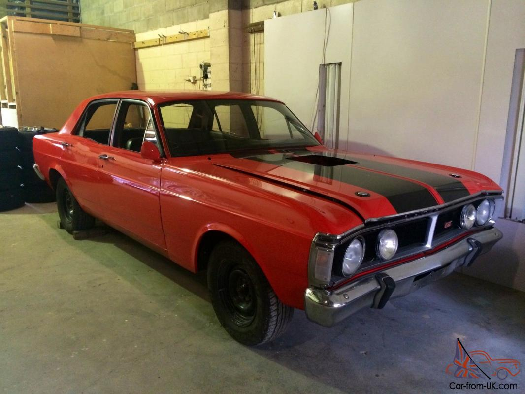 Ford falcon xy gt replica unfinished project everythings there in nsw