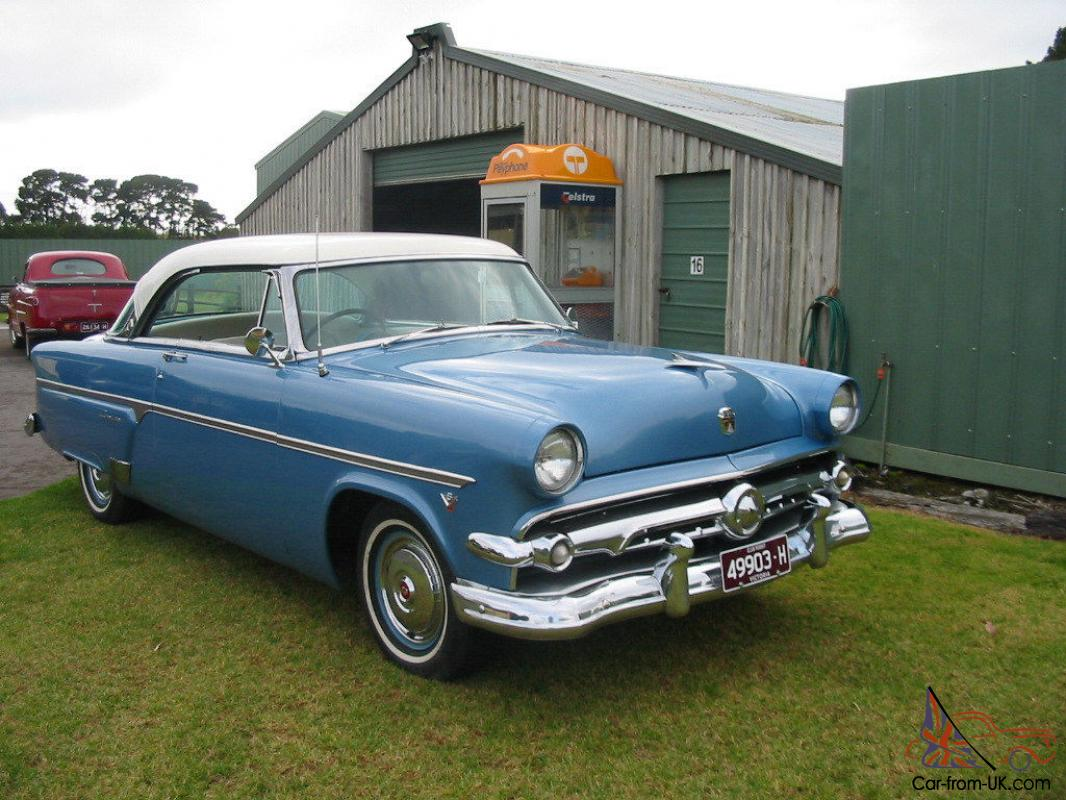 1954 Ford Victoria In Vic