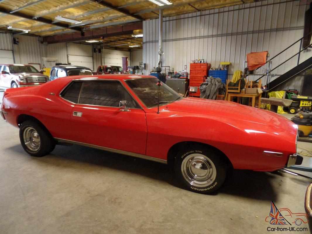 Amc Javelin 2 Door