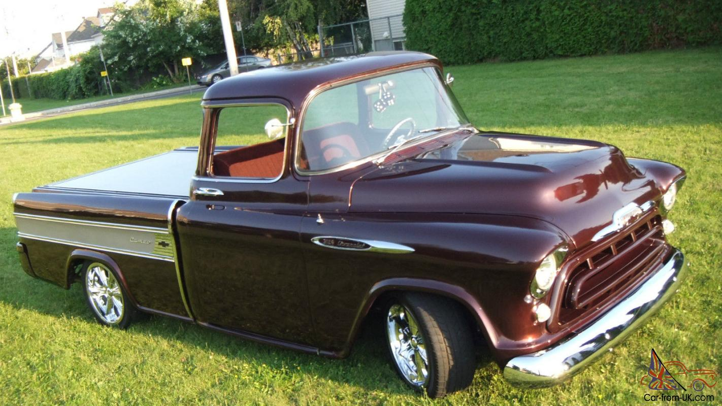 Chevrolet Other Pickups 3124 Cameo
