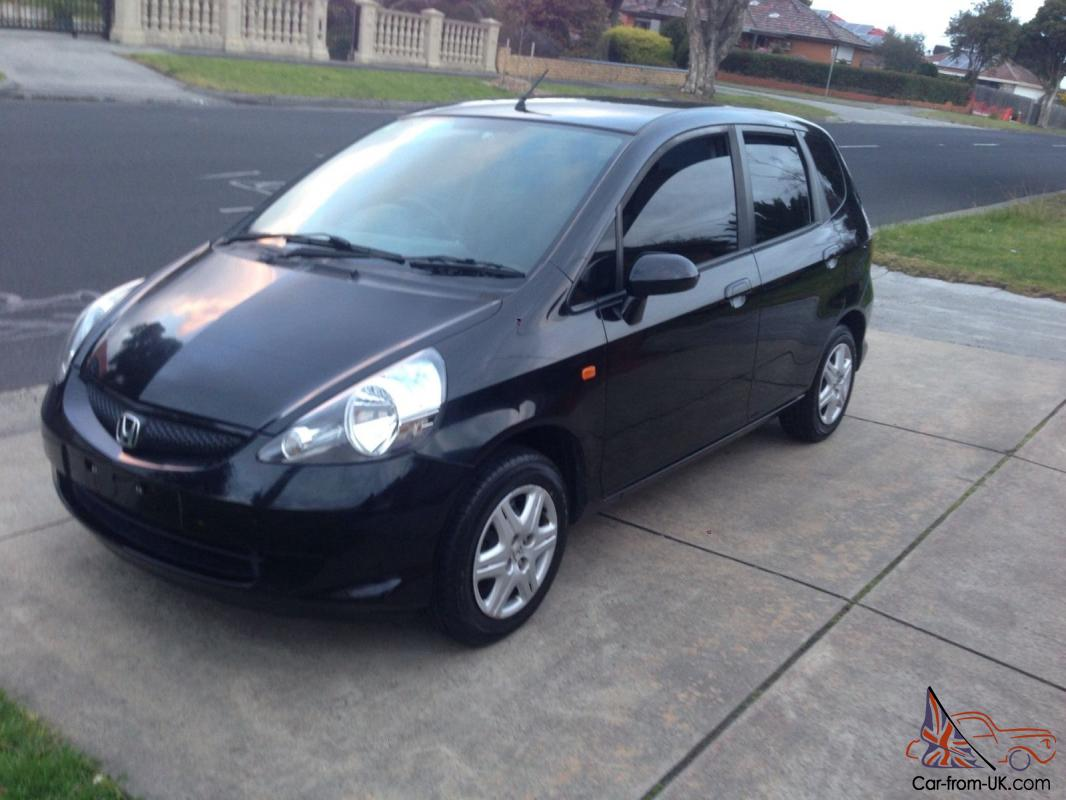 honda jazz gli 2007 5d hatchback manual 1 3l multi point f inj 5 seats in vic. Black Bedroom Furniture Sets. Home Design Ideas