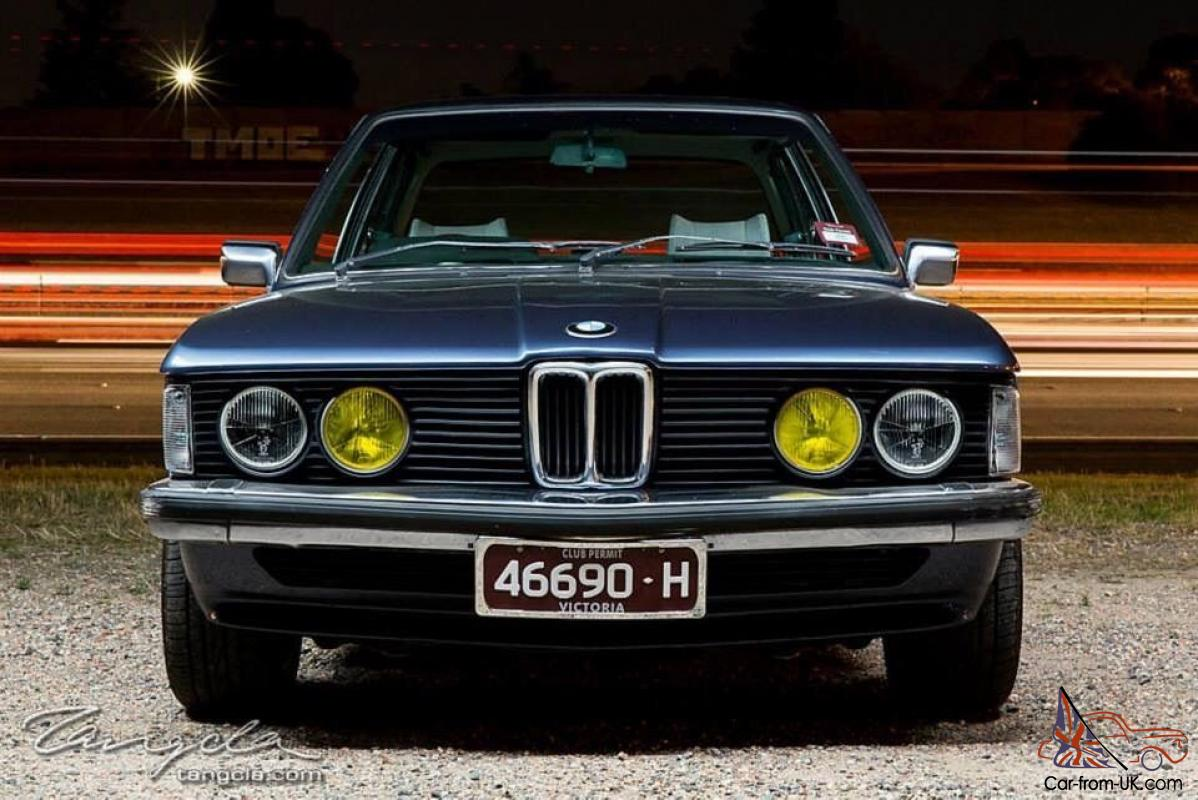 Bmw 320 E21 1977 Auto In Vic