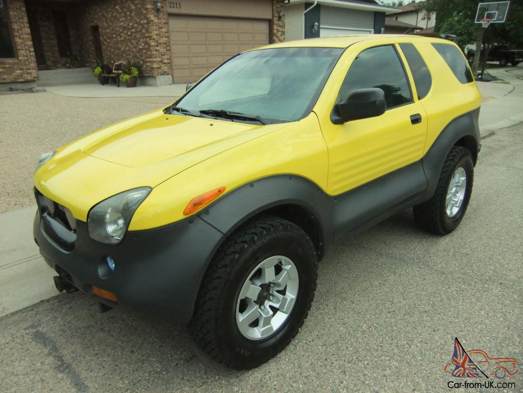 isuzu : vehicross base sport utility 2-door