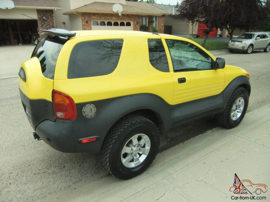 for sale 2001 isuzu vehicross vx awd 3 5l v6. Cars Review. Best American Auto & Cars Review