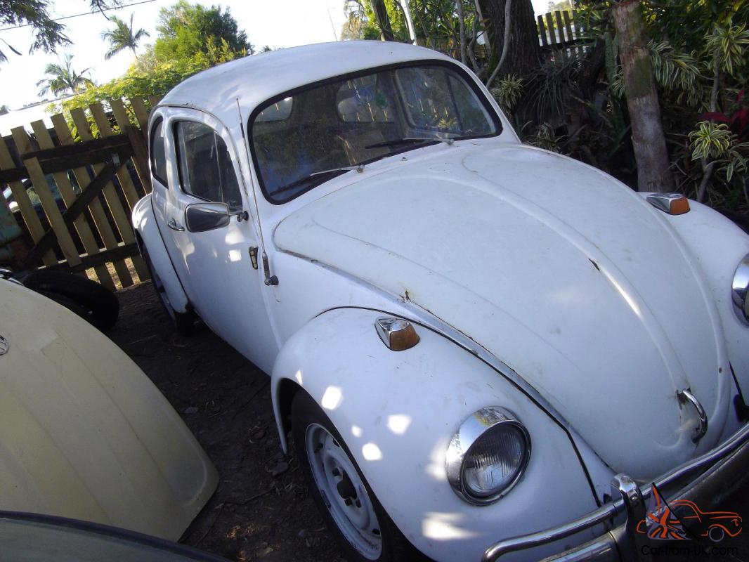 VW 1967 Volkswagen Beetle 1300 Engine IRS AND Disc Brake Front in QLD