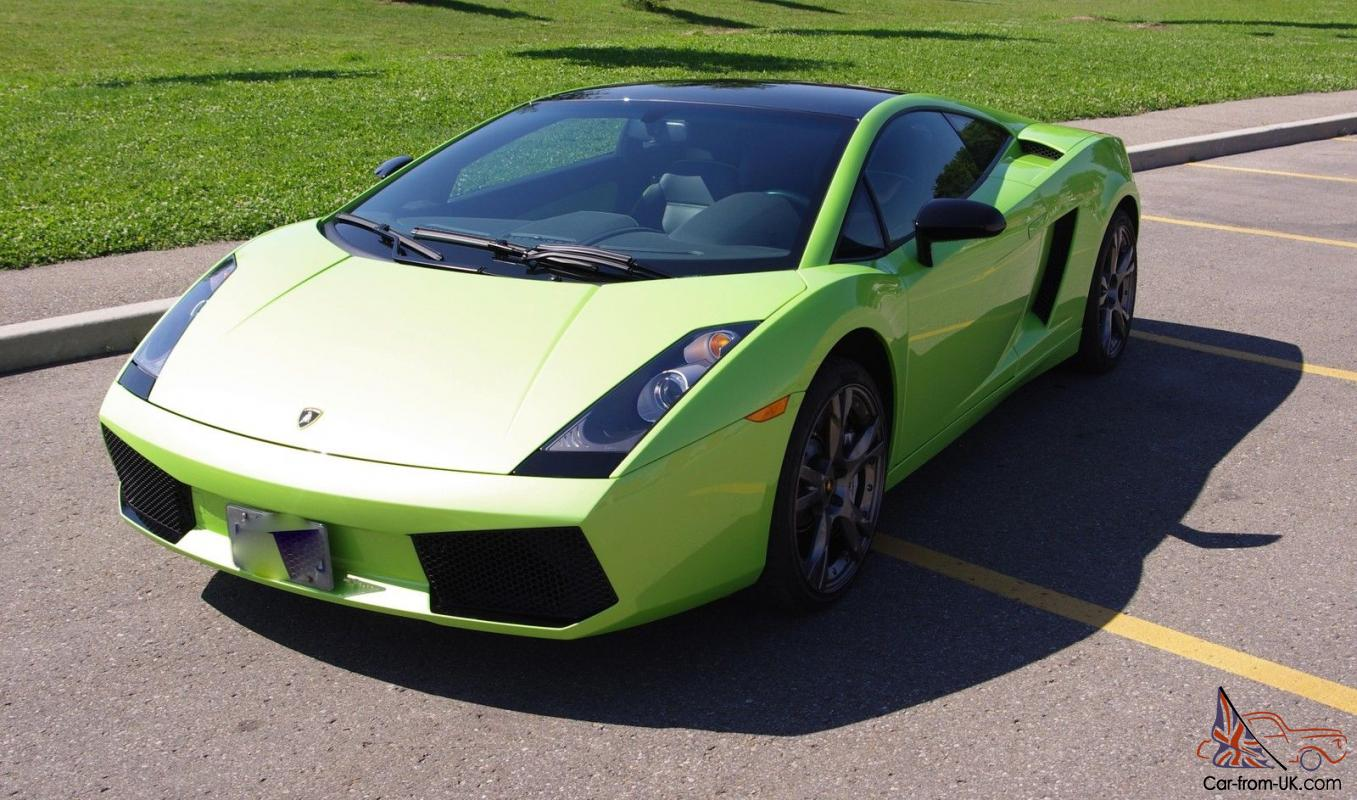 Lamborghini Gallardo Se Coupe 2 Door