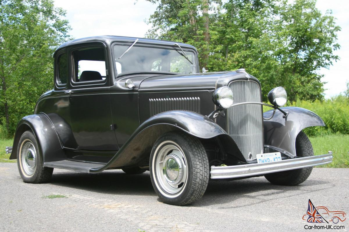 Ford other coupe for 1932 5 window coupe body