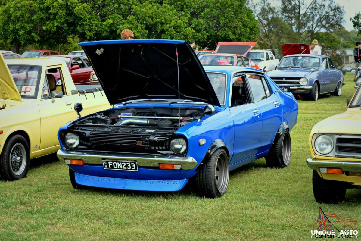 1976 Datsun 120Y Sedan Turbo in QLD